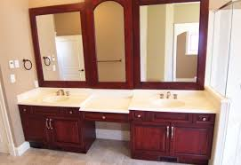 sink marble counter top combined double white porcelain vessel