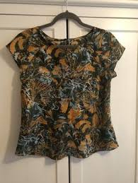 Vintage Silk Blouse Made For A Friend Simplicity K1202 Link To More Pics In