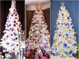 White Christmas Tree Lights Walmart by Christmas Cheap White Christmas Trees Artificial Fluffy