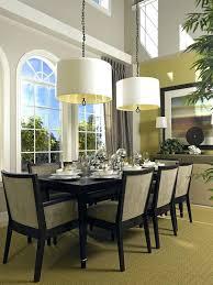 Liveable Drum Dining Room Chandelier F8765579 Black Shade