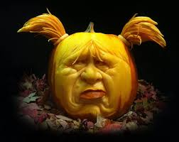 Clown Pumpkin Template by Ghoulishly Grand Carved Pumpkins Nbc News
