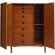 mid century modern broyhill brasilia 6130 41 door chest
