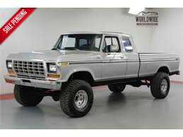 100 1978 Ford Truck For Sale F150 For ClassicCarscom CC1163642