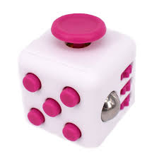Fidget Cube Assorted Colors
