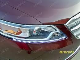 seen a ford taurus with audi led headlights ijdmtoy