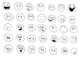 Printable Coloring Pages Emotions