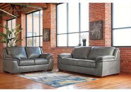 Furniture World Petal MS Islebrook Iron Sofa & Loveseat