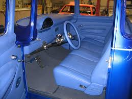 1956 Ford Truck - Finish Line Interiors