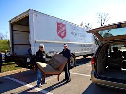 100 Salvation Army Truck 2012 Donation To MDD Volunteer Center Helps