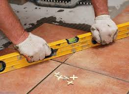 Tiling A Bathroom Floor On Concrete by How To Install Ceramic Tile Over Rough Concrete Floor Best Ceramic