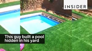 This Guy Built A Hidden Pool In His Backyard - YouTube Mid South Pool Builders Germantown Memphis Swimming Services Rustic Backyard Ideas Biblio Homes Top Backyard Large And Beautiful Photos Photo To Select Stock Pond Pool With Negative Edge Waterfall Landscape Cadian Man Builds Enormous In Popsugar Home 12000 Litre Youtube Inspiring In A Small Pics Design Houston Custom Builder Cypress Pools Landscaping Pools Great View Of Large But Gameroom L Shaped Yard Design Ideas Bathroom 72018 Pinterest