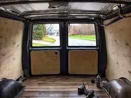 2002 GMC Safari Camper Van Conversion Life Ideas