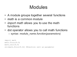 Mathceil Python 3 by Functions A Set Of Statements Lines Of Code That Can Be Run