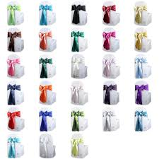 Satin Chair Cover Bow Sashes For Wedding - Gold, Blue, Silver, Purple,  Burgundy & More Chair Covers And Sashes Pink Tie Online White Arch Lycra Chair Cover Purchase Lycra 170gsm Easyslip Modern Plain Color Cover Stretch Elastic Waterproof Spandex Slipcovers Office Generic Fantynes Universal Ding Room Wikipedia 1 Your Budget For Your Wedding Day Weddings In Wales At 2pcs 4060cm Seat Covering Wedding Party Brown Of Lansing Doves In Flight Decorating Celebrations Party Spot Venue Chapel
