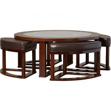 Coffee Table With Chairs Underneath by Coffee Table Wonderful Dark Brown Coffee Table Black Coffee