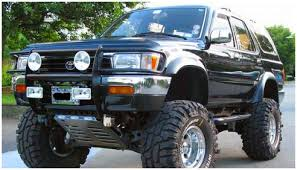 Bushwacker Extend-a-Fender Flares - 1990-1995 Toyota 4Runner (4 Door ... New 2018 Toyota Tundra Trd Offroad 4 Door Pickup In Sherwood Park Used 2013 Tacoma Prerunner Rwd Truck For Sale Ada Ok Jj263533b 2019 Toyota Trd Pro Awesome F Road 2008 Sr5 For Sale Tucson Az Stock 23464 Off Kelowna Bc 9tu1325 Toprated 2014 Trucks Initial Quality Jd Power 4wd 9ta0765 Best Edmunds Land Cruiser Wikipedia Supercharged Vs Ford Raptor Two Unique Go Headto At Hudson Serving Jersey City File31988 Hilux 4door Utility 01jpg Wikimedia Commons
