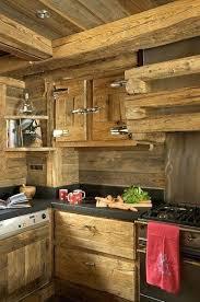 cuisine style chalet cuisine style chalet montagne cuisine style chalet photo cuisine