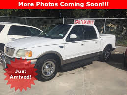 2002 Ford F-150 In San Antonio, TX   New Braunfels Ford F-150   Gunn ... Used 2002 Ford F150 Xlt Rwd Truck For Sale Port St Lucie Fl 2nb93695 Lariat Supercrew News Upcoming Cars 20 Ranger Low Miles Ford Ranger Reg Cab 23l Xl At Step Side Pickup T77 Indy 2012 Okchobee 2nc10006 For Sale Fx4 Off Roadext 99k Stk F350 For Nationwide Autotrader Supercrew White Blog Pickup Truck Item J6899 Gmcslam Regular Cab Specs Photos Modification Info