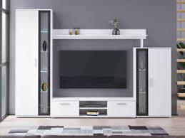 details zu wohnwand jera mediawand tv lowboard standschrank design wohnzimmer tv möbel m24