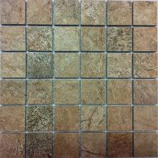 Scabos Travertine Floor Tile by Shop Style Selections Florentine Scabos Porcelain Travertine