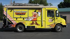 Signage News - Little Caesars Custom Van Wrap From Start To Finish ...