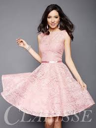 pink prom dresses and formal gowns long and short dress