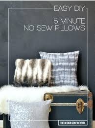 Handmade Craft Ideas For Home Most Awesome Decor Teen Girls Projects Easy No Sew Minute Pillows