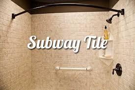 subway tile bathroom walls liberty home solutions llc