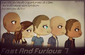 Fast And Furious 7 by Bluer Blu on DeviantArt