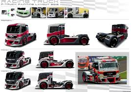 100 Formula Truck On Behance