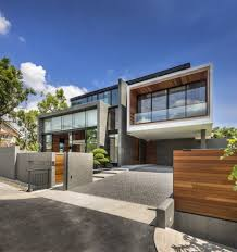 100 Contempory Home Contemporary Evoking A Warm Rustic Feel Mimosa Road In