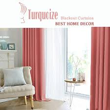 Sound Reducing Curtains Amazon by Amazon Com 99 Blackout Curtains Energy Efficient Solid 2 Panels