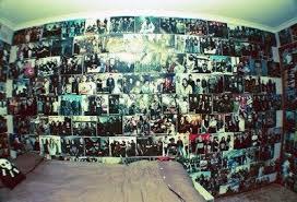Band poster wall Wall art Pinterest