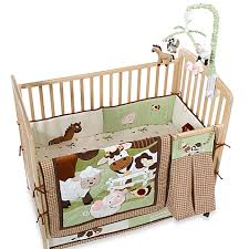 farm babies crib bedding and accessories by nojo buybuy baby