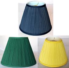 Burlap Lamp Shades Target by Blue Green Yellow Pleated Lamp Shade Lamp Shade Pro