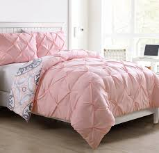 Twin Reversible forter Sets Anthology Bungalow Set In Coral Bed