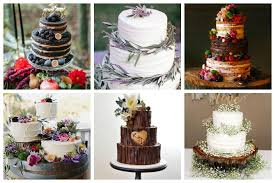 Weve Gathered The Loveliest Rustic Wedding Cake Decorating Ideas We Can Find