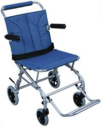 Camp Chair With Footrest by Super Light Folding Transport Wheelchair With Carry Bag Drive