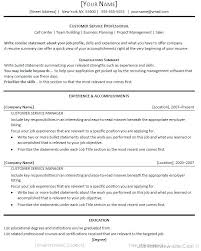 A Good Resume Title Titles Examples For Electronics Headline