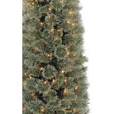 Pencil 6ft Pre Lit Christmas Tree by Holiday Time Pre Lit 7 U0027 Shelton Fir Artificial Christmas Tree