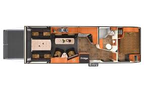 Jayco 2014 Fifth Wheel Floor Plans by Lance 2612 Toy Hauler Swallows Rzr U0027s Whole With Room For Desert