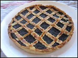 mon tiroir à recettes de cuisine tarte aux mûres