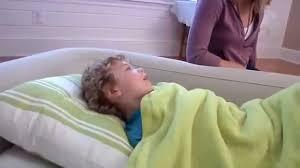 παιδικό φουσκωτό κρεβάτι kids travel bed set intex yourgym gr