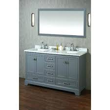 Bathroom Vanities Double Sink 60 Inches Bathroom Vanity Tops