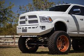 100 Trucks With Rims Lifted Ram 2500 On Rose Gold Wheels Meets A Horse Autoevolution