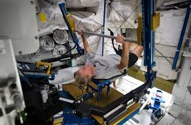 Why Do Astronauts Have To Work Out On The International Space Station