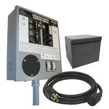 Generac Portable Generator Shed by Generac 6 500 Watt Gasoline Powered Portable Generator 5940 The