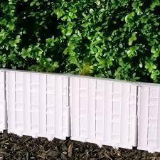 Decorative Garden Fence Border by Amazon Com Decorative Garden Partitions Interlocking Border