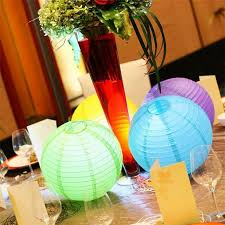2018 Spring Festival The Mid Autumn Paper Lanterns Diy Wedding Decoration Led Lantern Ads Round 8 Inch Supplies L From