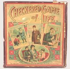 The Checkered Game Of Life Was Created In 1860